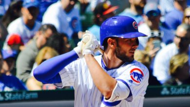 Photo of Watch: Kris Bryant Pounds Home Run on Opening Day
