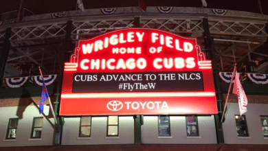 Photo of Watch/Listen: Sights and Sounds From Cubs' NLDS Victory
