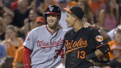 Photo of 'Staring Contest' to Blame as Bryce Harper, Manny Machado Remain Unsigned