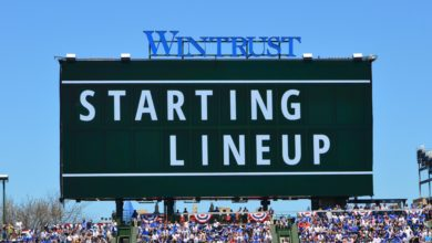 Photo of Chicago Cubs Lineup (8/12/20) – Same Batting Order, Kyle Hendricks Starts on Wednesday Night in Cleveland (Updated w/ Schwarber Scratched)