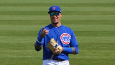 Photo of Watch: Javy Baez Strokes Home Run in Season Opener