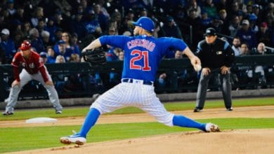 Photo of Tyler Chatwood Looks Like Cubs' Best Internal Option to Replace Cole Hamels in Rotation