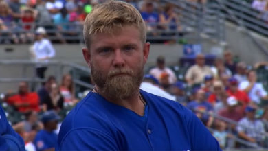 Photo of Cubs Option Taylor Davis to AAA, Roster Now at 34