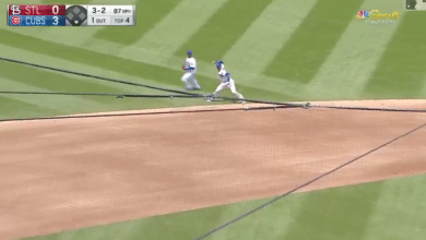 Photo of Watch: Javy Baez Makes Incredible Diving Play Against Cardinals