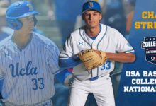 Photo of Cubs Select UCLA 2B Chase Strumpf in Second Round