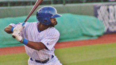 Photo of Chicago Cubs Prospect Interview: Delvin Zinn More Than Just Big Smile