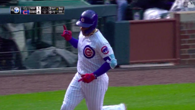 Photo of Willson Contreras Riding Better Prep, Greater Launch Angle to Bigger Numbers