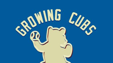 Photo of New Growing Cubs Podcast with South Bend Cubs Broadcaster Brendan King