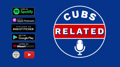Photo of New Cubs Related Podcast: Bleacher Nation's Brett Taylor Joins 'Cubs Mount Rushmore' Discussion
