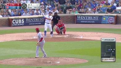 Photo of Watch: Kyle Schwarber Hits 20th Home Run of 2019