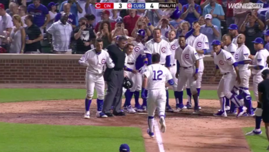 Photo of Quantifying Hope: Cubs' Playoff Odds Take Huge Jump with Hot Second-Half Start