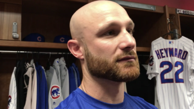 Photo of The Rundown: Cubs Scorch Reds, Castellanos Stays Hot, Lucroy Has Fantastic Debut