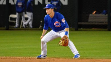 Photo of Confirmed: Cubs Promoting Top Prospect Nico Hoerner to Chicago