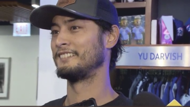 Photo of Yu Darvish Says 'Stupid Things' on Twitter, How Brailyn Marquez Got Stupid Good, Booing Andrew Luck Was Stupid