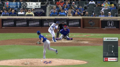 Photo of Curves Ahead: Darvish Knuckles Down, Hendricks Learning to Deviate from Plan