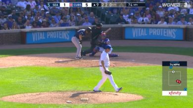 Photo of Between Wieck and Wick, Cubs Burning Curveball Candle at Both Ends