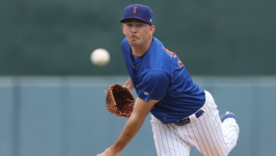 Photo of Danny Hultzen Officially Added to Roster, Taylor Davis DFA