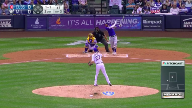 Photo of Watch: Nicholas Castellanos Gives Cubs Lead in Milwaukee