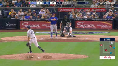 Photo of Watch: Kyle Schwarber Hits 35th Home Run of 2019