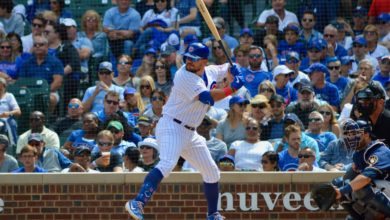 Photo of Sustaining Selectively Aggressive Approach Key to Kyle Schwarber's Value