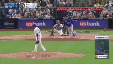 Photo of Watch: Kris Bryant Launches Two-Run Home Run in San Diego