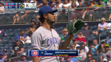 Photo of Watch: Yu Darvish Strikes Out 14 in San Diego