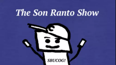 Photo of The Son Ranto Show: Theirs Nuthin 2 Re-port Butt da Newz