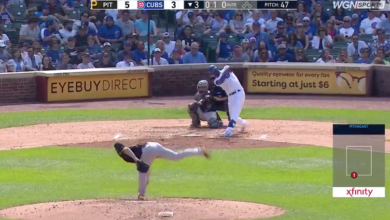 Photo of Video: Kris Bryant Strokes His Second Home Run of Game