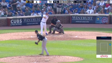 Photo of Video: Ian Happ Hits Home Run as Cubs Pile On Pirates