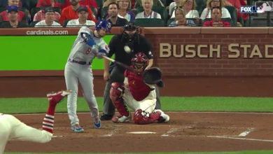 Photo of Video: Ian Happ Crushes 436-Foot Bomb Against Cardinals