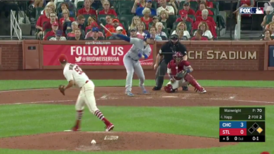 Photo of Video: Ian Happ Hits Oppo Shot for Second Home Run of Game