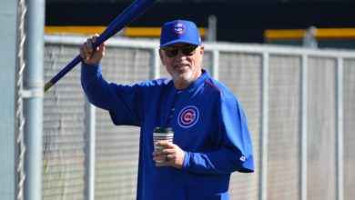 Photo of The Rundown: Status Quo Remains on North Side, Maddon Thanks Chicago, Robo Umps Coming Soon, Sunday Baseball Notes