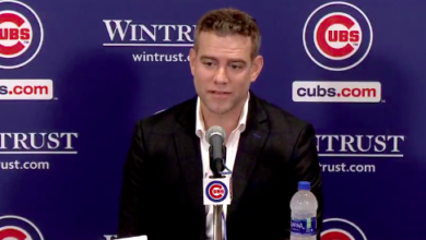 Photo of Theo Epstein: Cubs 'Rapidly Approaching' Time for Difficult Decisions, Change
