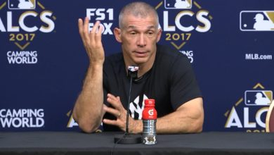 Photo of Joe Girardi 'Clear Favorite' for Phillies Managerial Opening, Cubs Domino Remains Upright