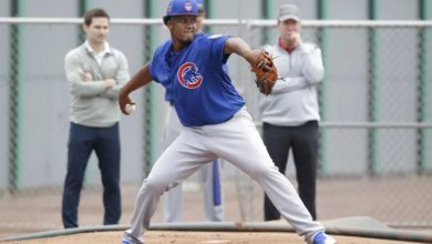 Photo of Righty Oscar De La Cruz Poses Roster Dilemma for Chicago Cubs