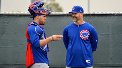 Photo of Big Potatoes: David Ross More Than Just Some Cuddly Joe Maddon Retread