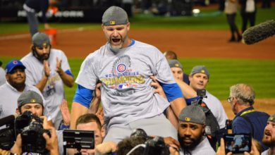 Photo of Maybe Weaknesses People See in David Ross Are Actually Strengths