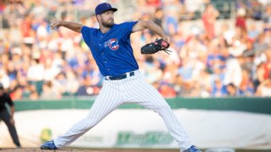 Photo of Cubs Add PCL Pitcher of the Year Colin Rea to 40-Man Roster