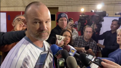 Photo of David Ross on Kris Bryant's Future with Cubs: 'Fans Should Expect Him to Be There'