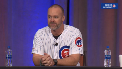 Photo of Watch: Full David Ross and Cubs Coaches Panel at Cubs Convention