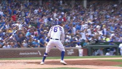 Photo of Top 5 Cubs Bat Flips of 2019