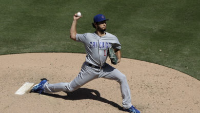 Photo of Yu Darvish Leads 5 Cubs Ranked in Top 175 Starting Pitchers, Adbert Alzolay Earns Final Spot