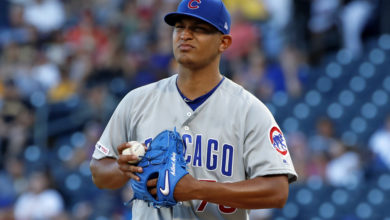 Photo of Adbert Alzolay Leads 8 Cuts from Cubs Camp, Spring Roster Now at 44
