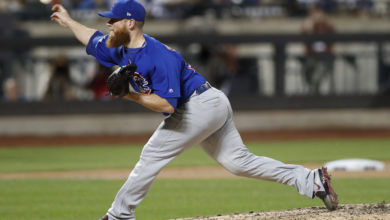 Photo of New PECOTA Projections Love Craig Kimbrel to Rebound, Jon Lester…Not So Much