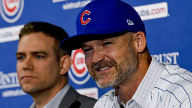 Photo of The Rundown: Cubs Turning Page on Focus, Jason Kipnis Signs Minors Deal, Taijuan Walker Throws for Cubs, Epstein and Maddon Differ on Departure