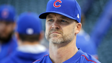 Photo of David Ross Looking to Increase Structure, Intensity This Spring