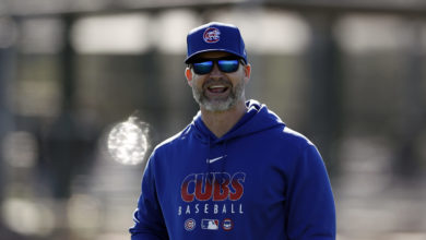 Photo of Manager David's Infectious Personality Already Impacting Cubs Players