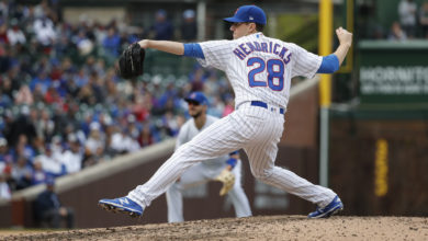 Photo of Unparalleled Consistency Makes Kyle Hendricks Best Cubs Pitcher of This Era