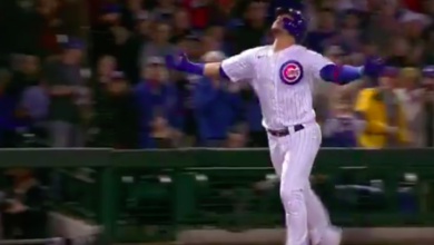 Photo of Watch: Cubs First Spring Training Hit Is Willson Contreras Home Run