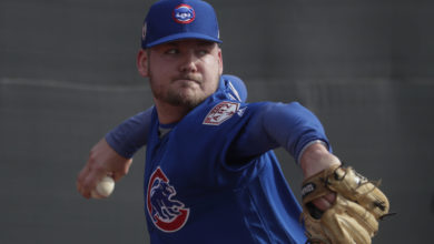 Photo of Cubs Trim 5 More from Spring Roster, Including Dakota Mekkes and James Norwood